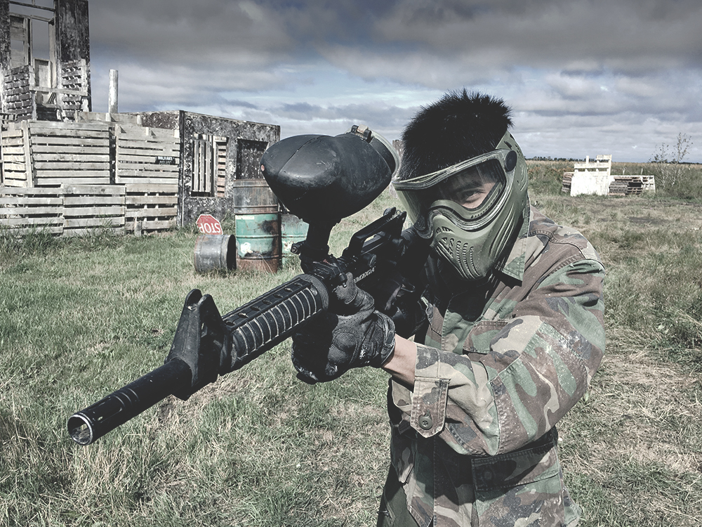 SPG Paintball - Most Affordable Outdoor Edmonton Paintball Facility